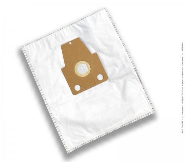 Staubsaugerbeutel 10 x Staubbeutel geeignet für Bosch ergomaxx professional compressor tec. BSG81666/01 Bild: 1