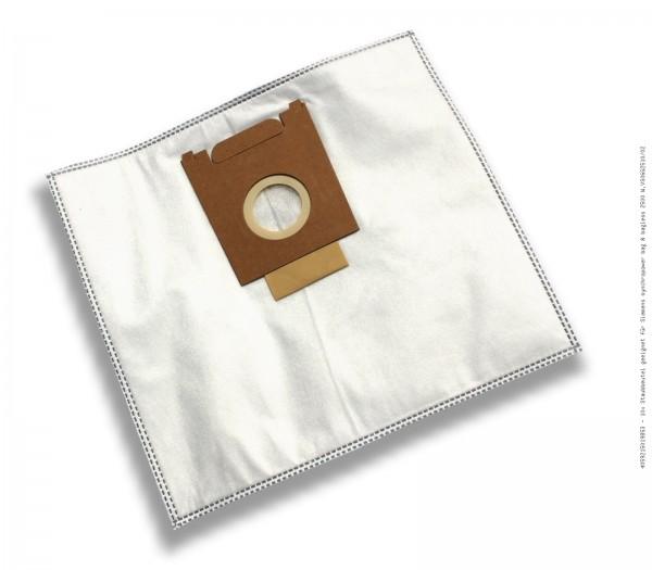 Staubsaugerbeutel 10 x Staubbeutel geeignet für Siemens synchropower bag & bagless 2500 W,VS06G2510/02 Bild: 1