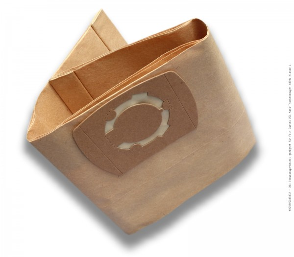 Staubsaugerbeutel geeignet für Fein Dustex 25L Nass-Trockensauger 1380W Klasse L Bild: 1