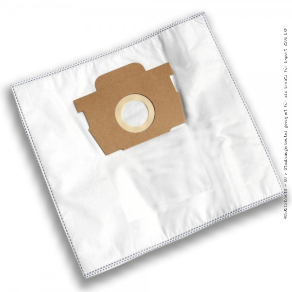 Staubsaugerbeutel geeignet für als Ersatz für Expert 2306 EXP Bild: 1