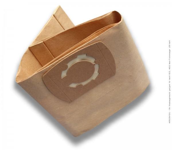 Staubsaugerbeutel geeignet für Hecht 8212, H8212 Nass-Trockensauger 1250 Watt Bild: 1