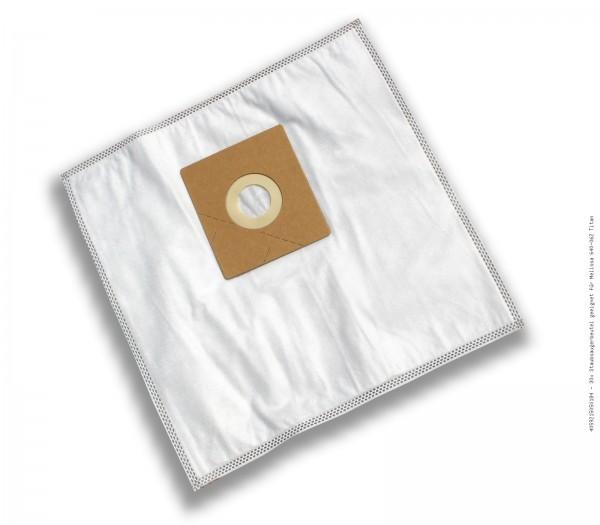 Staubsaugerbeutel geeignet für Melissa 640-062 Titan Bild: 1