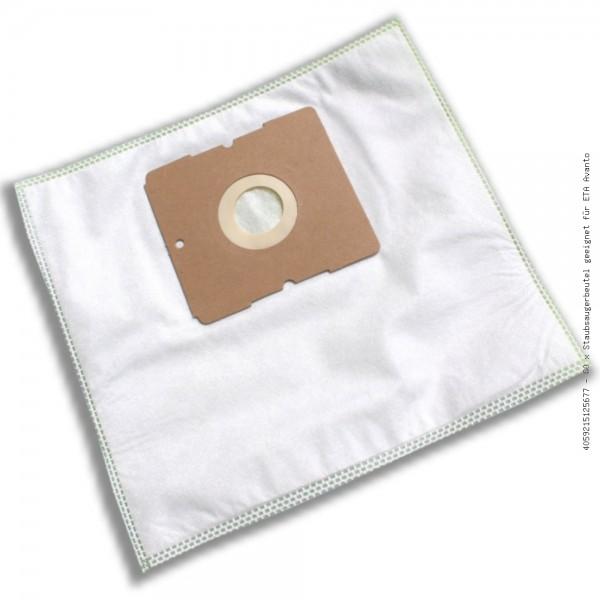Staubsaugerbeutel geeignet für ETA Avanto Bild: 1