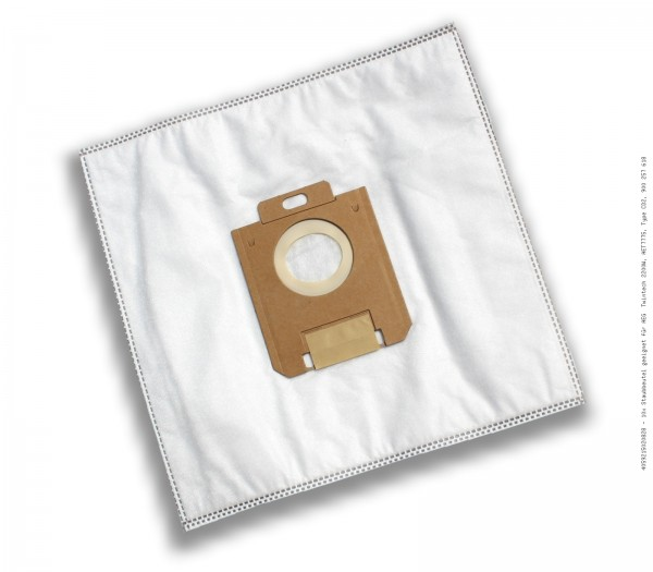 Staubsaugerbeutel 10 x Staubbeutel geeignet für AEG Twintech 2200W, AET7775, Type CD2, 900 257 618 Bild: 1