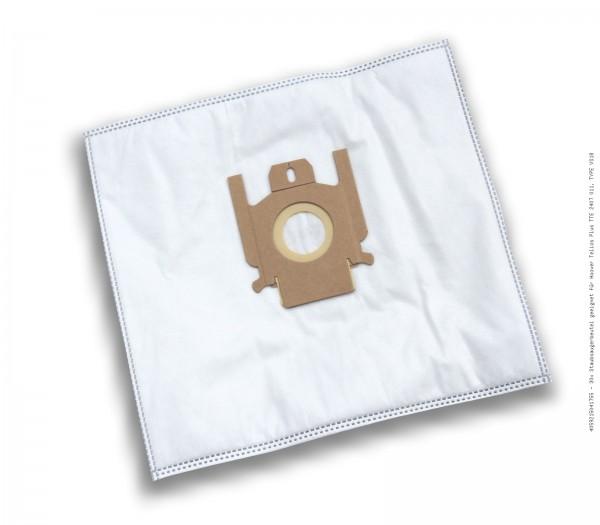 Staubsaugerbeutel geeignet für Hoover Telios Plus TTE 2407 011, TYPE VS18 Bild: 1