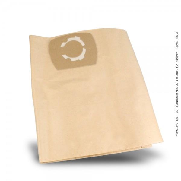 Staubsaugerbeutel geeignet für Kärcher A 2206, A2206 Bild: 1