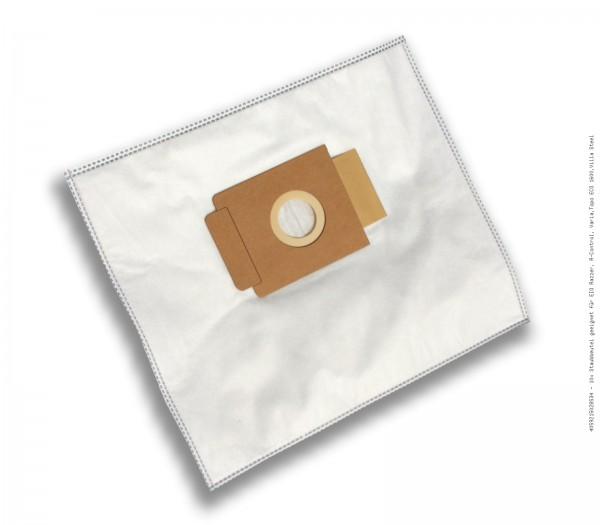 Staubsaugerbeutel 10 x Staubbeutel geeignet für EIO Razzer, R-Control, Varia,Topo ECO 1600,Villa Steel Bild: 1