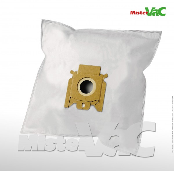 Staubsaugerbeutel geeignet für Miele 269i-284i, S 400i-499i, S5 ParkettCare Bild: 1