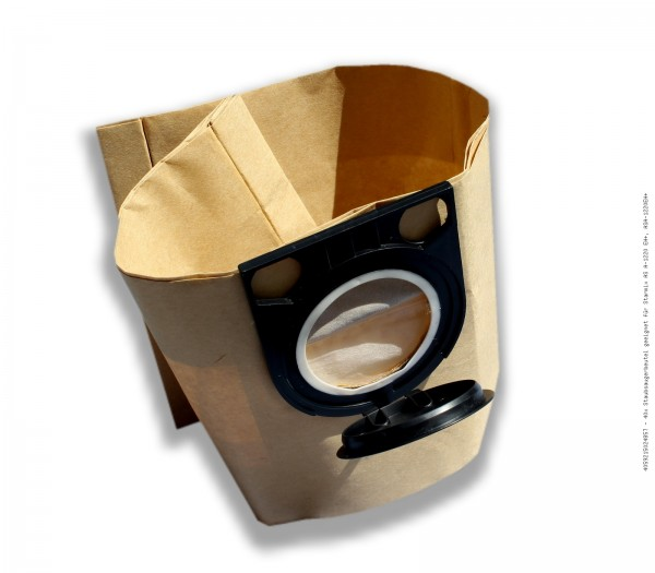 Staubsaugerbeutel geeignet für Starmix AS A-1220 EH+, ASA-1220EH+ Bild: 1