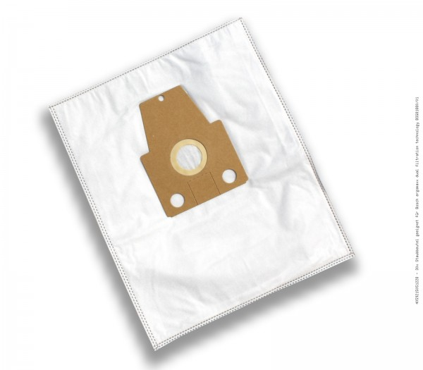 Staubsaugerbeutel 30 x Staubbeutel geeignet für Bosch ergomaxx dual filtration technology BSG81880/01 Bild: 1