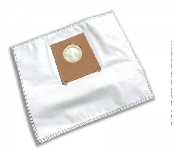 Staubsaugerbeutel 40 x Staubbeutel geeignet für Siemens VS06G2510/03 synchropower bag&bagless 2500 W Bild: 1
