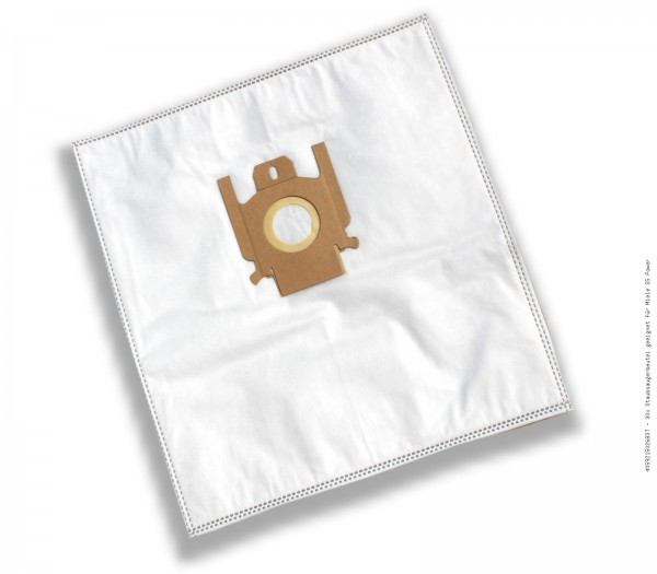Staubsaugerbeutel geeignet für Miele S5 Power Bild: 1