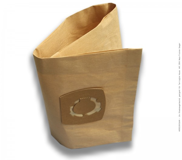 Staubsaugerbeutel geeignet für Tarrington House WVC 3500 Nass-Trocken Sauger Bild: 1