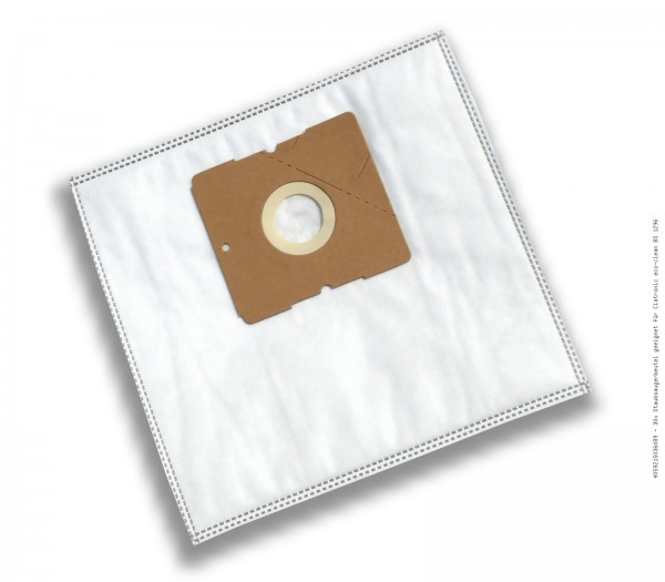 Staubsaugerbeutel geeignet für Clatronic eco-clean BS 1296 Bild: 1