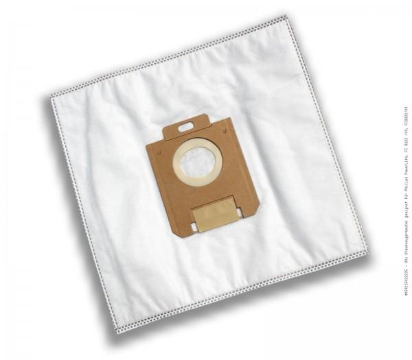 Staubsaugerbeutel geeignet für Philips PowerLife, FC 8322 /09, FC8322/09 Bild: 1