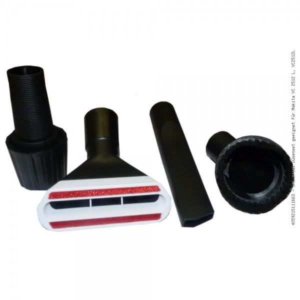 Universal Düsenset geeignet für Makita VC 2512 L, VC2512L
